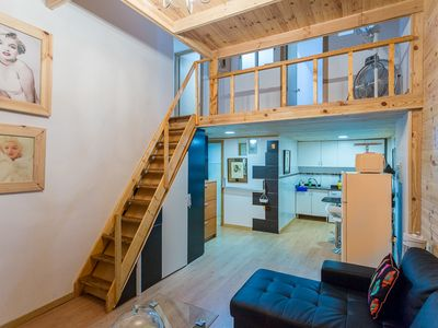 Photo for Modern duplex in the center