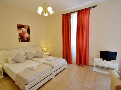 Photo for Studio in Rethymno Old Town,Near the Beach, With Balcony 2