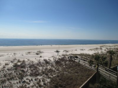 Photo for Open~Oct 25-26 for the Weekend! Directly On the Gulf!3BR/2BTH Great Gulf View!