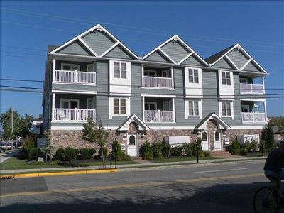 Photo for Wildwood W/ Pool - 1 Blk Frm Beach - 3BR/2 BA