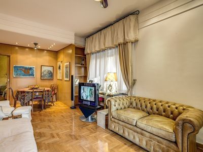 Photo for Apartment in Rome with Internet, Lift, Parking, Balcony (748240)
