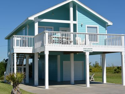 Photo for Blue Lagoon - 2 Bedroom, 2 Bath, Sleeps 8.