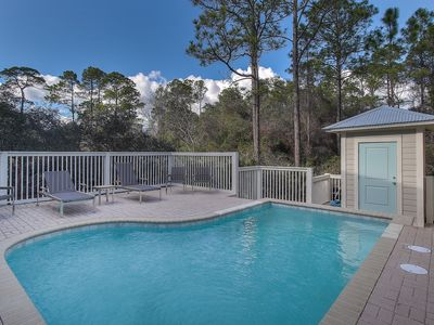 Photo for 4BR Amaryllis Point– PRIVATE Pool, 0.5 mi to Beach