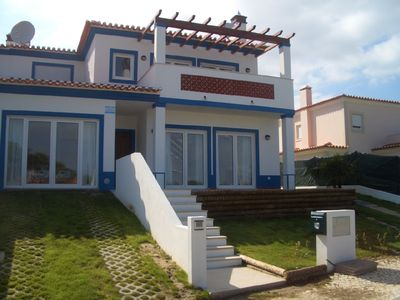 Photo for Villa with private pool and garden, close to beach, 4 Golf Courses, free WI