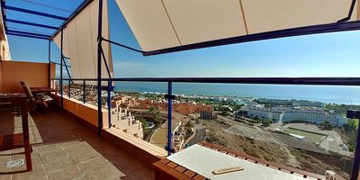 Photo for APARTMENT MOJACAR (6 PERS): FOR RENT - SE ALQUILA - FOR RENT - A LOUER