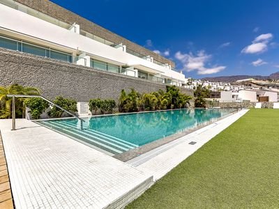 Photo for Amazing 3 Bedrooms apartment in La Caleta Palm, upscale residential complex