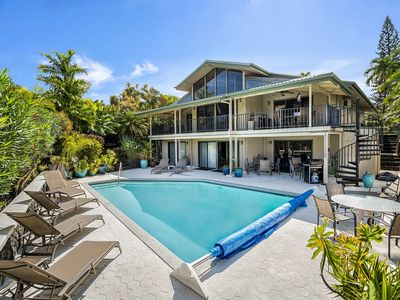 Photo for Luxurious Ocean View Home w/Private Saltwater Pool - starting at $450 per day