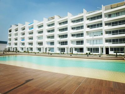 Photo for Flat de Playa - New Asia Condominium