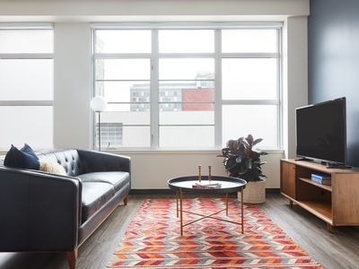 Photo for Deluxe 1BR in South End by Sonder