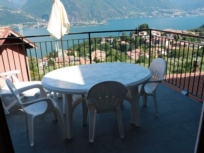 Photo for Fully renovated house in historic village with stunning views