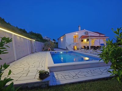 Photo for BIG FAMILY HOUSE WITH HEATED POOL FOR 16 PERSONS