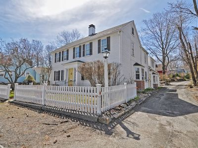 Photo for Rockport, MA 2 BR near Beach, Town, & more w/ Full Kitchen, Deck & WiFi