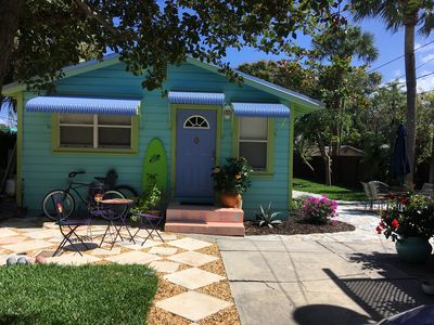 Photo for Key West style cottage in heart of lake worth