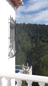 Photo for PROMO MAY 400 / wk Villa with private swimming pool, quiet location, beach at 6 km
