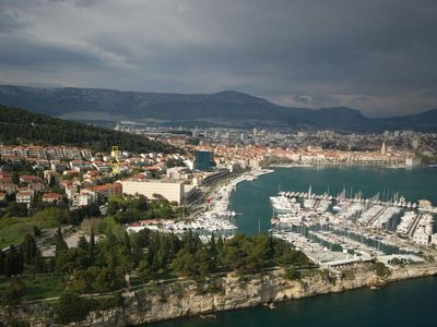 Photo for Located in Split, a 10-minute walk from Diocletian's Palace.