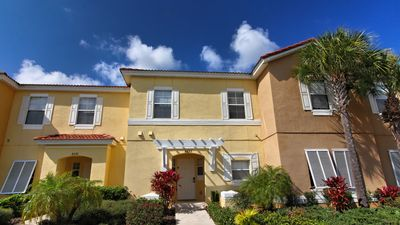 Photo for 3 bedroom townhome with private plunge pool in the Encantada resort, near parks