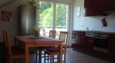 Photo for 1BR Apartment Vacation Rental in Neukirch