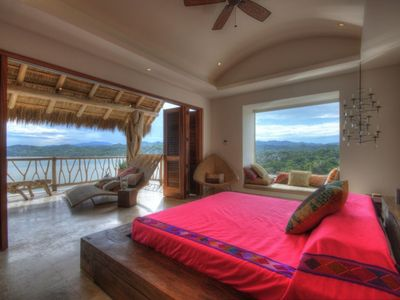 Photo for Fabulous 5 BR Casa w/ Pool in Sayulita