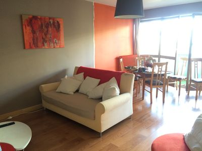 Photo for bright apartment in the heart of Annecy, 4 persons, 1 room