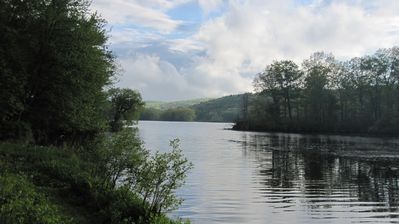 Photo for Find Peace and Relaxation on this Private Lake w/ Gardens