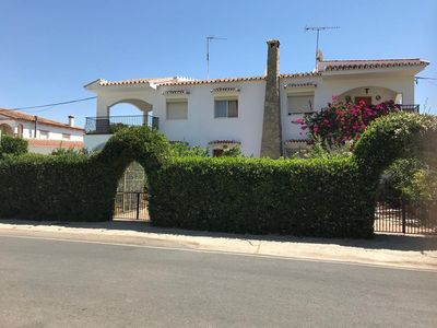 Photo for House with terraces, garden and swimming pool Camino del Rey Zone