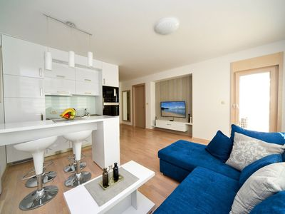 Photo for Lux Beach Apartment, 1 bedroom Apartment close to the Beach, Sea Facing