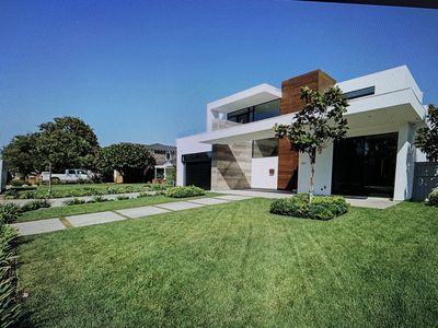 Photo for AMAZING BRAND NEW CONTEMPORARY HOME IN PARADISE FOR RENT (21 days minimum)
