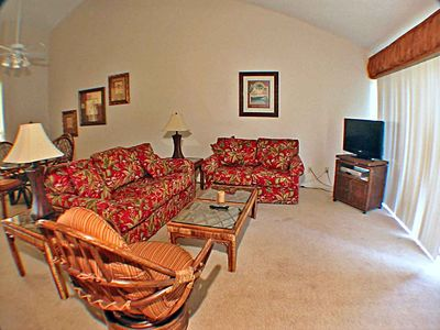 Photo for Lake Forest 3304 - Sea Pines One Level Condo