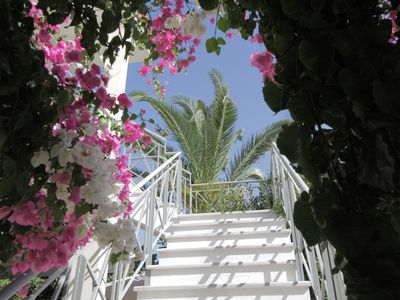 Photo for CHARMING MEDITERRANEAN COTTAGE NEAR THE BEACH AND CLOSE TO THE AIRPORT AND PORT