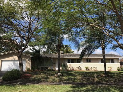 Photo for 4BR/3BA home in the heart of Hollywood, Florida, close to major attractions.
