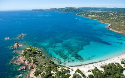 Photo for Palombaggia nature and beach 6 people