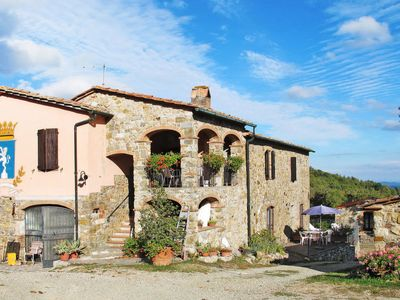 Photo for Apartment Podere Rachele (MTI130) in Montieri - 4 persons, 1 bedrooms
