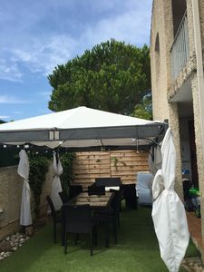 Photo for St Cyr La Madrague Riviera Appart 6 pers