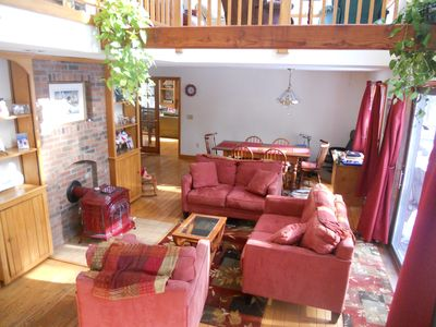 Photo for Beautiful family home in lovely secluded  Punkhorn Conservation Area