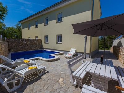 Photo for Crikvenica house for 10 - 12 people with 6 bedrooms - Holiday home
