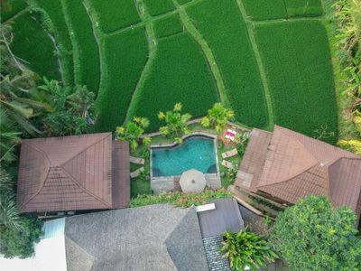 Photo for Amazing Suite Wooden with Stuning Views in Ubud