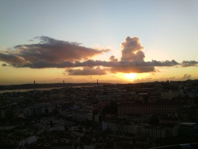 Photo for Appartment In The Heart Of Lisbon With Pateo And View