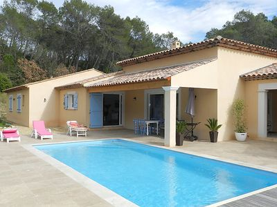 Photo for Vacation home L'Oliveraie  in Draguignan, Provence - 8 persons, 4 bedrooms