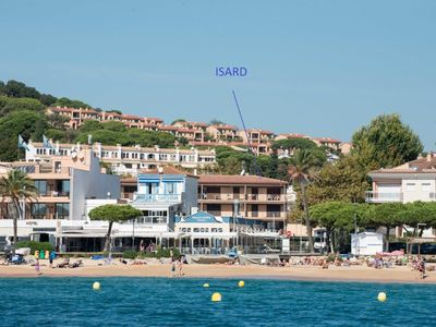 Photo for Quiet family holiday in S'Agaró beach 100 meters.