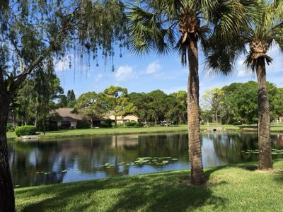 Peaceful, Private, Perfectly Located 2 Bd. With A Waterfront View