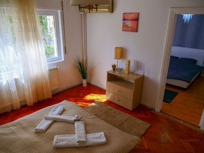 Photo for 30%DISCOUNT! 3 Cozy rooms in the heart of Bucharest