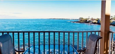 Photo for Sea Village 2nd floor Direct Oceanfront unit with extensive upgrades