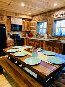 Photo for NEW Barnwood Ridge Built & featured on DIY & Discovery Channel Barnwood Builders