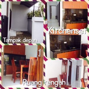 RENT DAILY HOUSE KUTA BEACH BALI ( 4 bedroom and 3 bathroom )