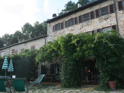Photo for VILLA IL BASSO WITH POOL AND VIEW