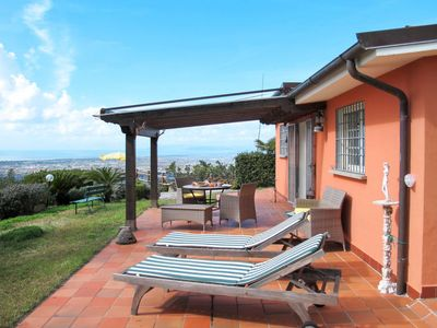 Photo for Vacation home Casetta Panorama (COS111) in Corsanico - 2 persons, 1 bedrooms