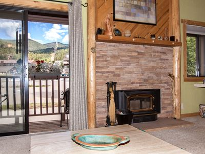Photo for Great, Warm, Cozy, Condo, Convenient, 1 Block To Ski Lifts And Restaurants!