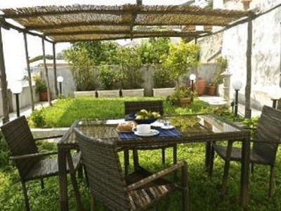 Photo for Relaxing holidays at Casa Maia Blu with garden