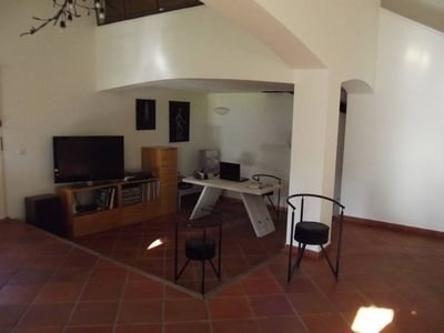 Photo for Character villa in olive groves and pine forest wifi private pool, very quiet,