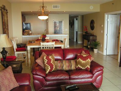 Photo for Covered Parking -Renovated w/ Incredible Beach Views - Largest 2 Bdrm by Owner w